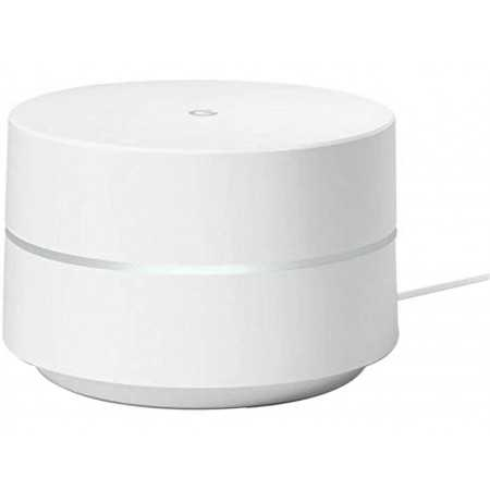 Google WiFi System, Router Replacement for Whole Home Coverage - 1 Pack