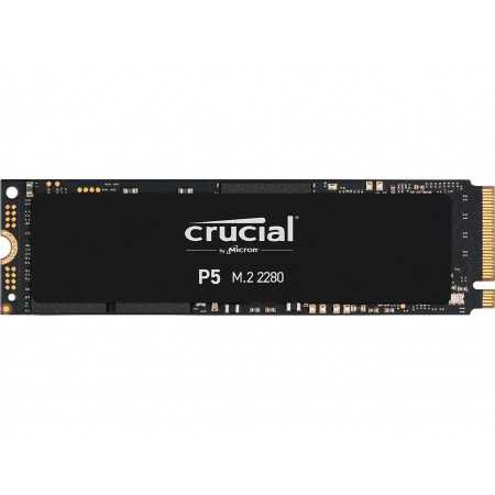 Crucial P5 1TB 3D NAND NVMe Internal SSD, up to 3400 MB/s -