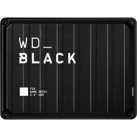 WD Black 5TB P10 Game Drive Portable External Hard Drive for