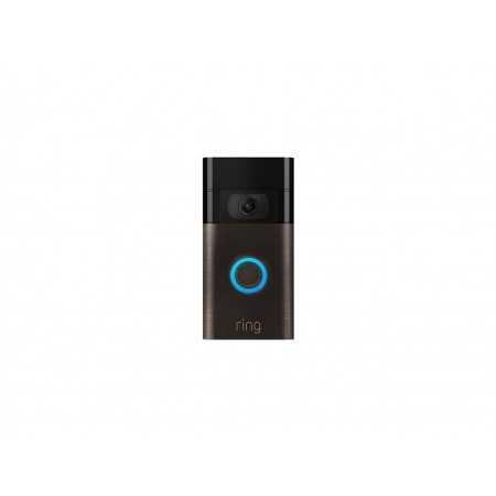Ring Video Doorbell - Newest Generation, 2020 Release - 1080p HD Video, Improved Motion Detection, Easy Installation