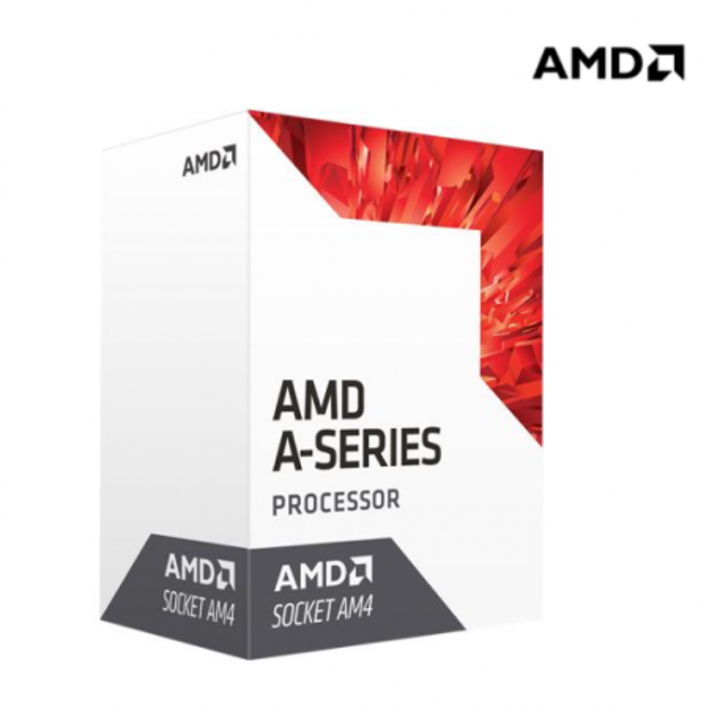 AMD A12-9800  Quad-Core 3.8 GHz Socket AM4 65W AD9800AUABBOX Radeon R7