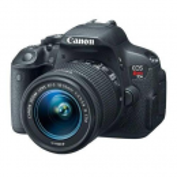 Canon EOS Rebel T5i Digital Camera 18-55mm IS STM Lens - Black (8595B003)